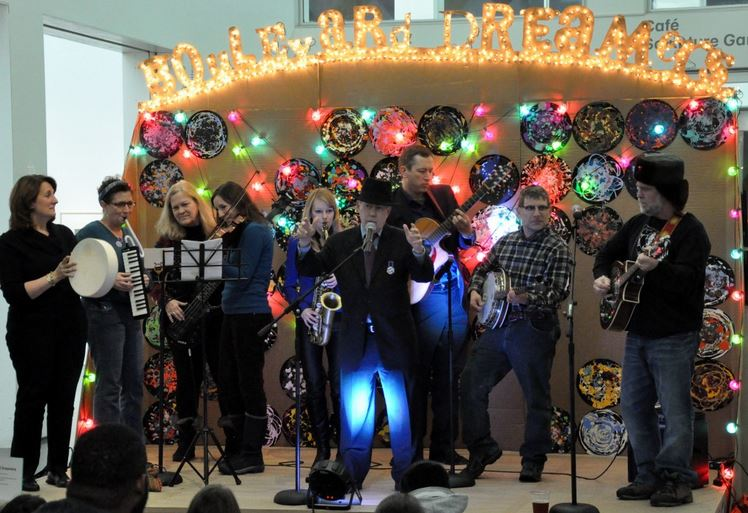 ChickenFat Klezmer Orchestra at the Museum of Contemporary Art, Chicago