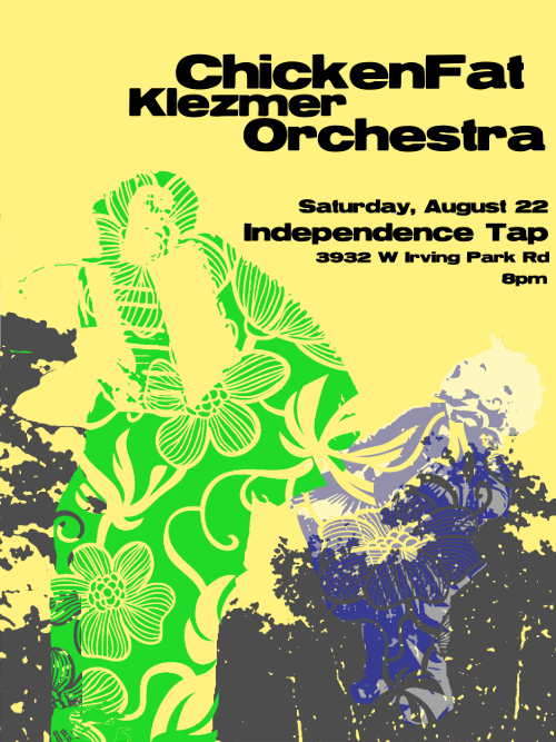 ChickenFat Klezmer Orchestra at the Independence Tap