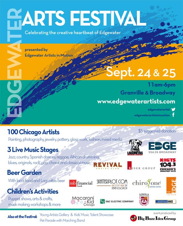 Edgewater Arts Festival 2016