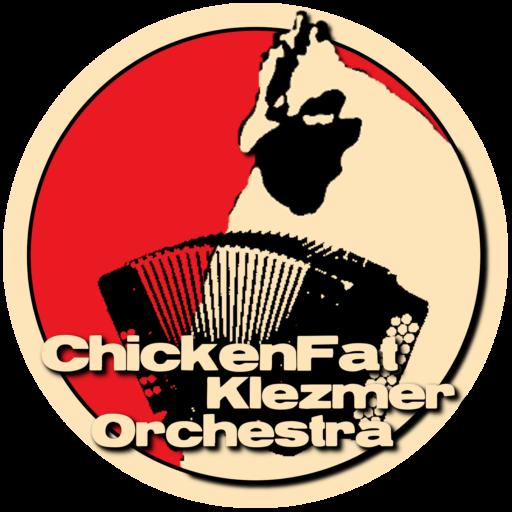 ChickenFat Klezmer Orchestra Logo